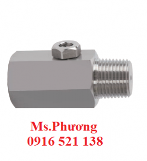 Pulsation dampener Wise, phụ kiện Wise model A040