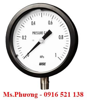 Đồng hồ áp suất Wise Model P330