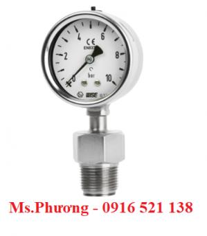 Đồng hồ áp suất Wise dạng màng P757