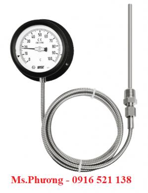 Đồng hồ nhiệt độ wise dạng cơ T212