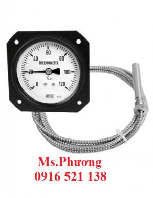 Đồng hồ nhiệt độ Wise Model T263