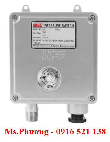 Công tắc áp suất Wise P940