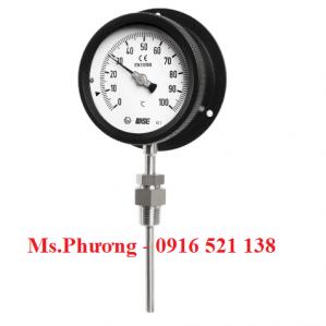 Đồng hồ nhiệt độ Wise T222