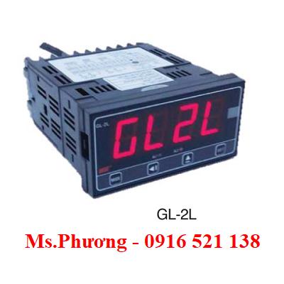 Bộ hiển thị, bộ điều khiển áp suất Wise GL-2L