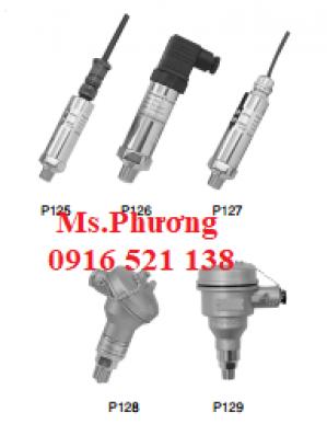 Cảm biến áp suất wise, bộ chuyển đổi tín hiệu P125; P126; P127; P128; P129