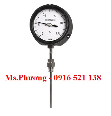 Đồng hồ nhiệt độ Wise model T359