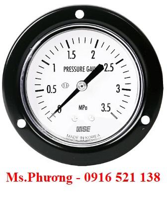 Đồng hồ áp suất Wise Model P112