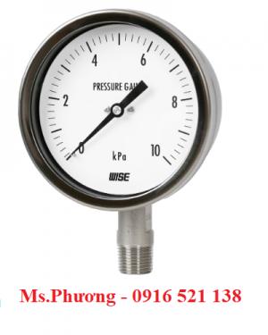 Đồng hồ áp suất Wise Model P421
