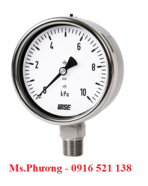 Đồng hồ áp suất wise model P422