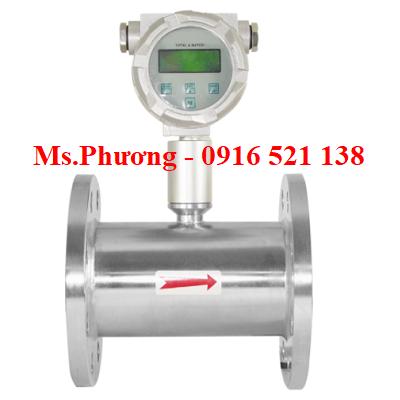 Đồng hồ đo lưu lượng dạng Turbine F901 Wise