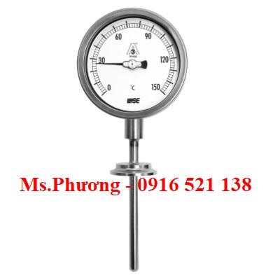 Đồng hồ nhiệt độ Wise T123