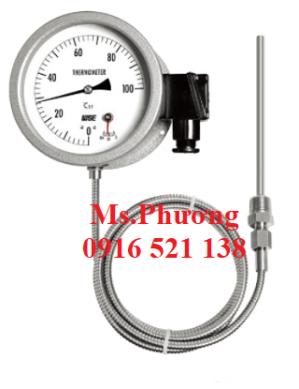 Công tắc nhiệt độ Wise T931, T932