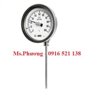 Đồng hồ nhiệt độ Wise T140