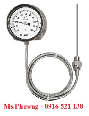 Đồng hồ nhiệt độ Wise - Model T210