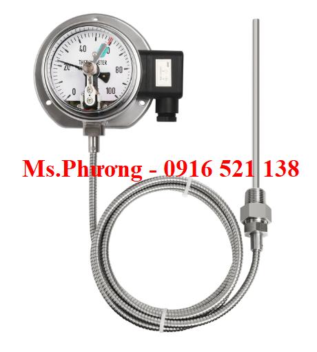 Đồng hồ nhiệt độ tiếp điểm Wise T500 series