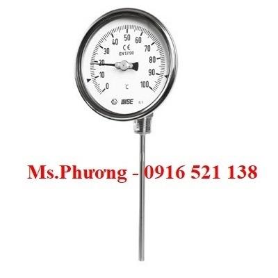 Đồng hồ nhiệt độ Wise model T191