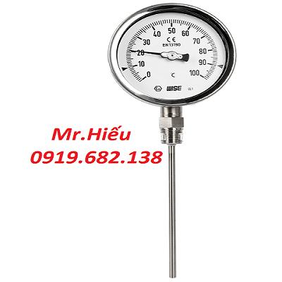 Đồng hồ nhiệt độ Wise model T120