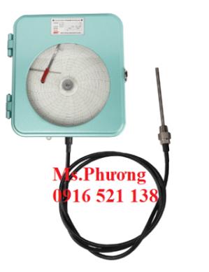 Máy ghi biểu đồ nhiệt độ Wise T930