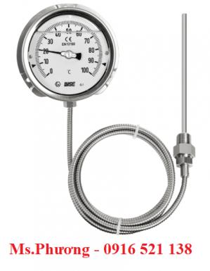 Đồng hồ nhiệt độ wise model T219