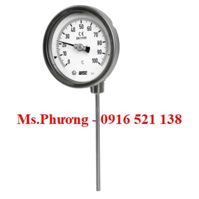 Đồng hồ nhiệt độ Wise model T190