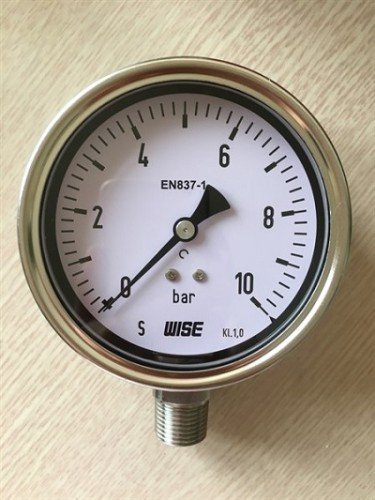 Đồng hồ áp suất 0-10 bar