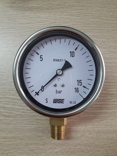 Đồng hồ áp suất 0-16 bar