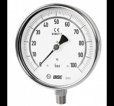 Đồng hồ đo áp suất cấp chính xác 0.5% và 0.25%