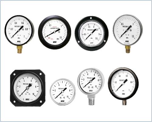 Đồng hồ đo áp suất giá rẻ xuất xứ Hàn Quốc